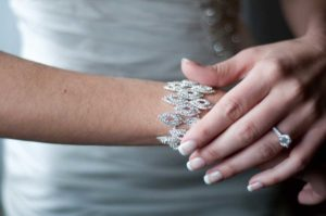 MJBE Wedding Photography - Close up of wrist